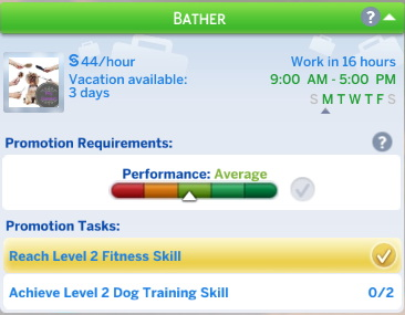 Sims 4 Dog Groomer Career by SimsStories13 at Mod The Sims 4