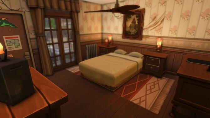 Sims 4 Sketchy Sims Motel 40x30 by bradybrad7 at Mod The Sims 4