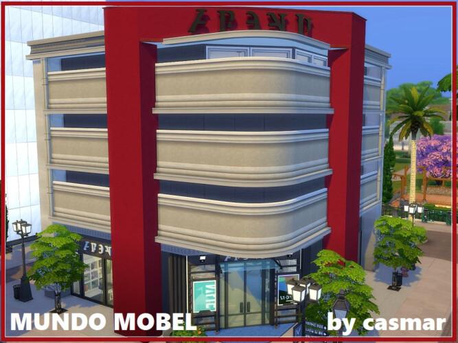 Mundo Mobel By Casmar