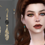Liberty Earrings By Sugar Owl