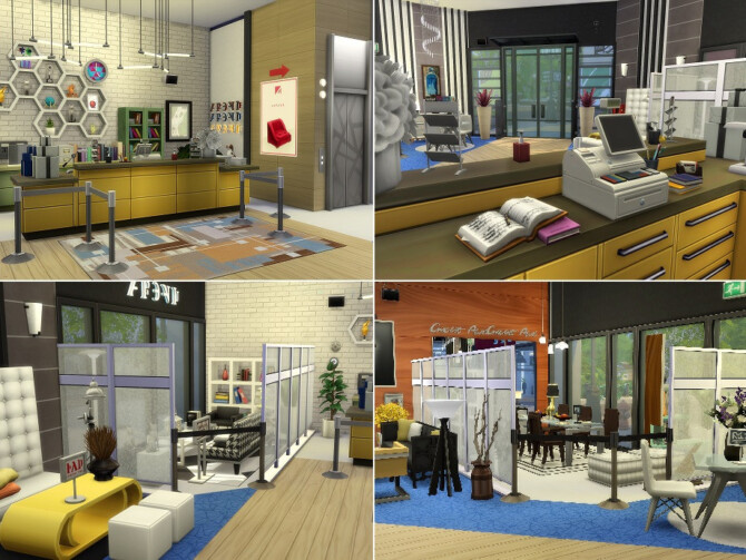 Sims 4 Mundo Mobel by casmar at TSR