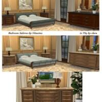 Vitasims Salerno Bedroom Conversion By Clara