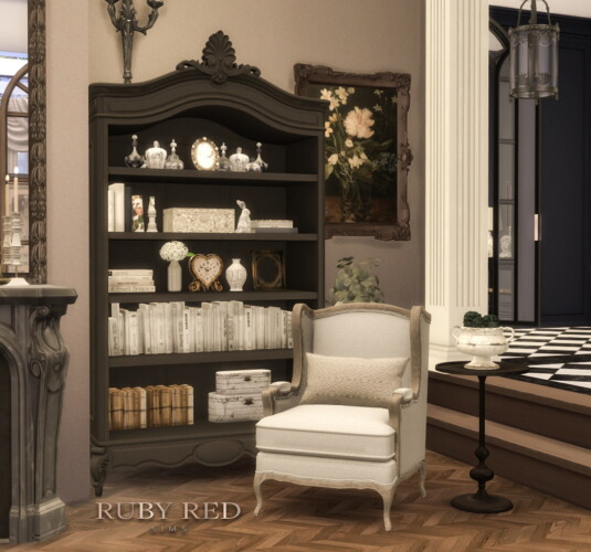 May Traditional Townhouse Cc Set