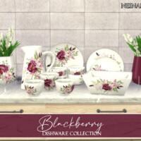 Blackberry Dishware By Neinahpets