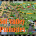 Del Sol Valley * The Pinnacles