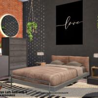 Brooklyn Loft Bedroom 2 By Danuta720