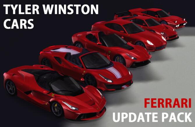 Ferrari Update Pack