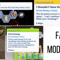 Fairy Mod/trait By Just Kizzy