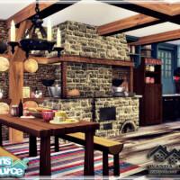 Wanda Kitchen By Marychabb