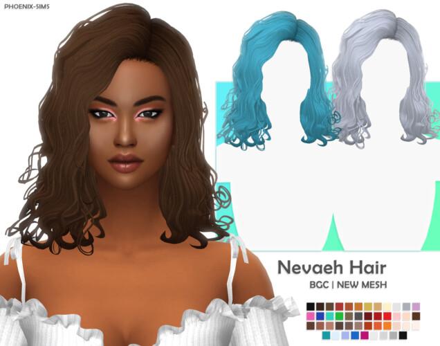 Navaeh & Aubree Hairs