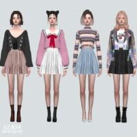 G0 Mini Skirt