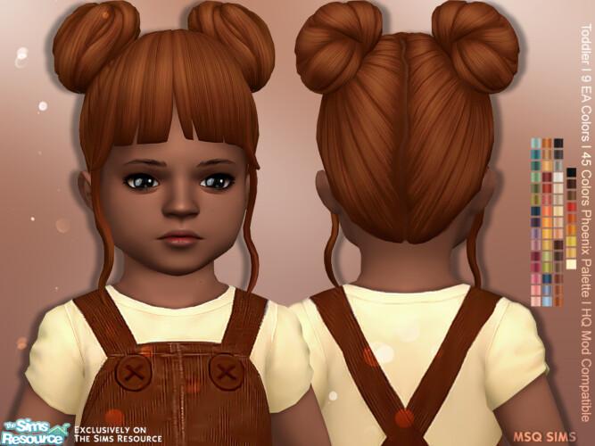 Alena Hair Toddler