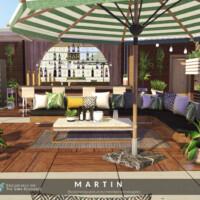 Martin Terrace By Melapples