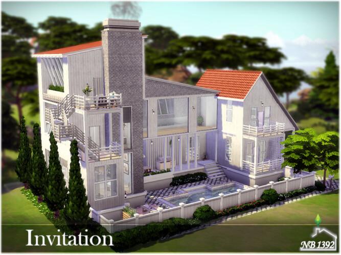 Invitation House By Nobody1392
