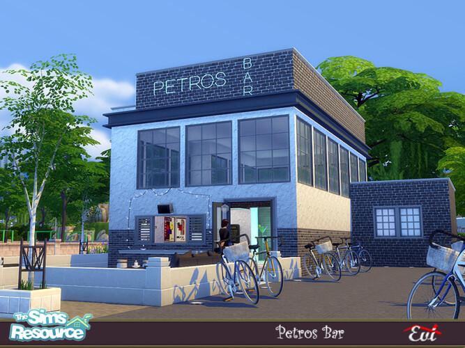 Petros Bar By Evi