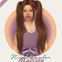 Nightcrawler Madison Hair Kids Version