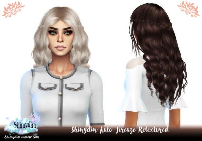 Anto Firenze Hair Retexture