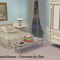 Vanessa Bedroom Vitasims Conversion By Clara