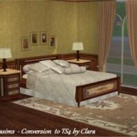 Serafina Bedroom Conversion By Clara