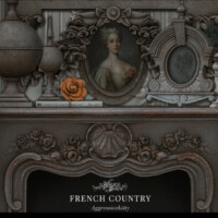 Parisian Part Ii Antique French Collection Pack