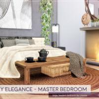 Gray Elegance Master Bedroom By Lhonna