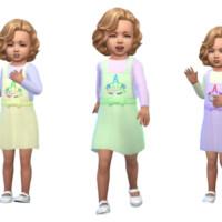 Toddler Dress 0515 By Erinaok
