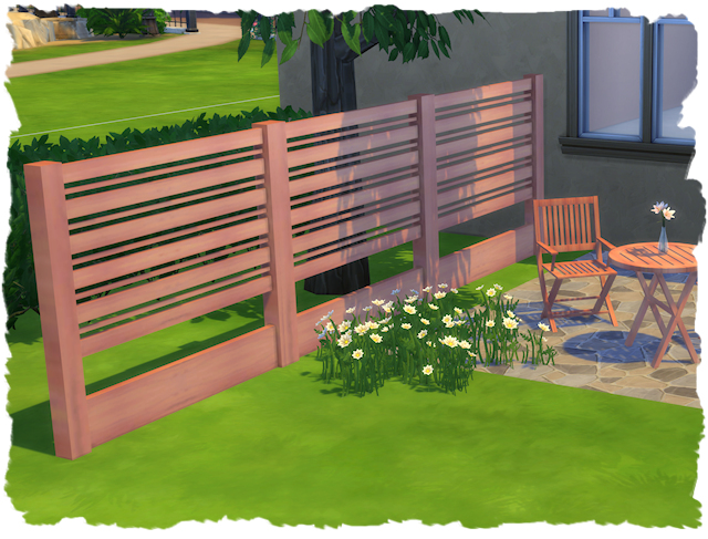 Sims 4 Mai Outdoor Set by Chalipo at All 4 Sims