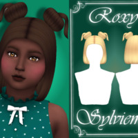 Roxy Hairstyle (child) By Sylviemy