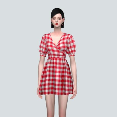 Mini Dress V2 Lw 1
