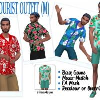 Bg Tourist Outfit (m)