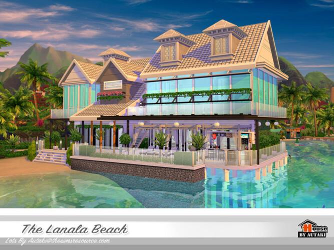 The Lanala Beach Home By Autaki