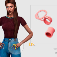 Oval Ring By Dailystorm