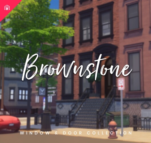 Brownstone Collection Part Two – Windows And Doors