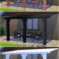 Amarillo Garden Set By Chalipo