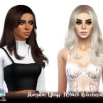 Wings To0426 Hair Retexture