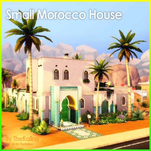Small Morocco House