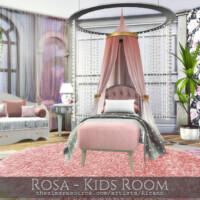 Rosa Kids Room By Rirann