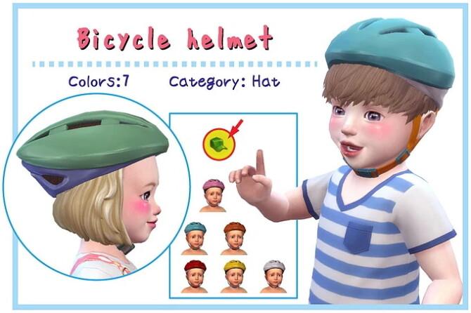 Bicycle Helmet (toddler)