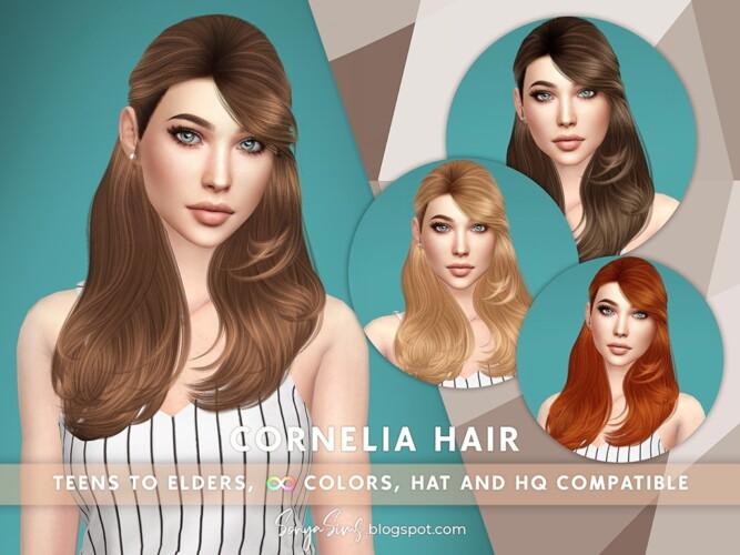 Cornelia Hair (p)