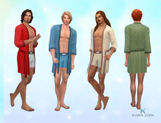Ts3 Romantic Robe