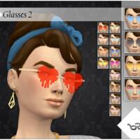 Glasses 2 By Aleniksimmer