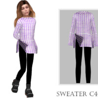 Sweater C408 By Turksimmer