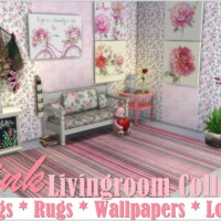 Pink Livingroom Collection