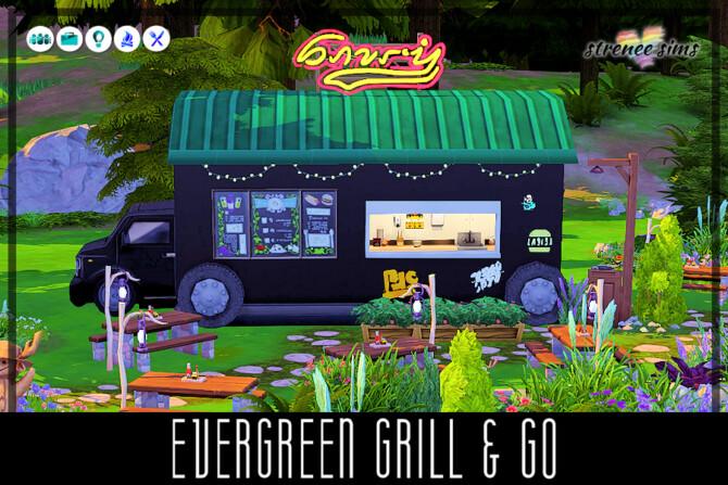 Evergreen Grill & Go