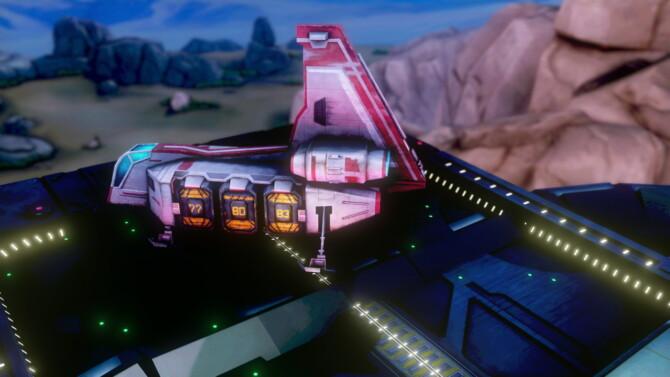 Sims 4 CLOUD CITY   BESPIN at RUSTIC SIMS