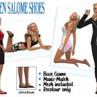 Madlen's Salome Shoes