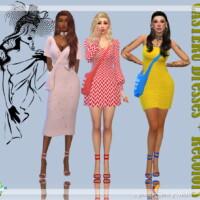 Casteru Dresses Recolors