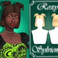 Roxy Hairstyle By Sylviemy