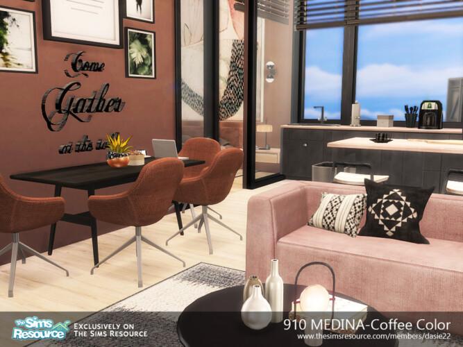 910 Medina Coffee Color By Dasie2