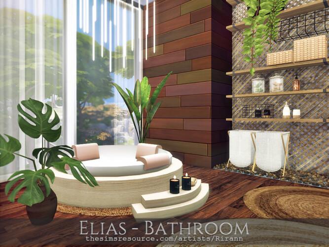 Elias Bathroom By Rirann